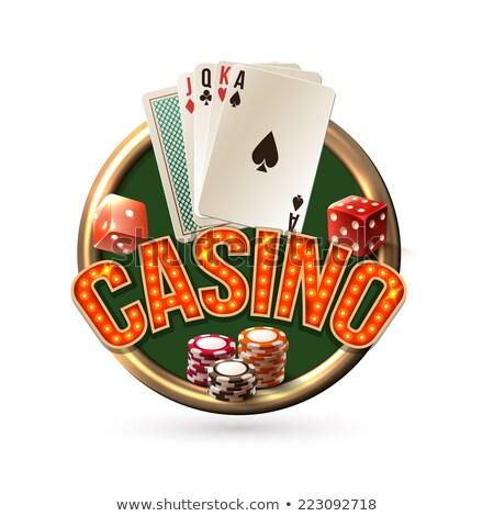 игорный игры казино совета деньги чипа Сток-фото © robuart