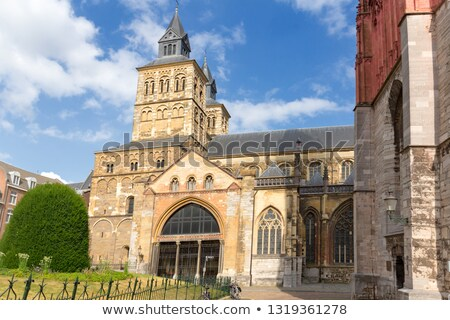 Basilica of Our Lady, Maastricht Stock photo © borisb17
