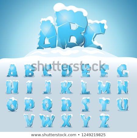 branco · cartas · isolado · 3D · 3d · render · ilustração - foto stock © arsgera