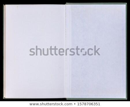 図書 アンティーク 紙 ストックフォト © Photooiasson