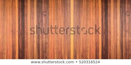 oude · grunge · hout · paneel · geschilderd · oranje - stockfoto © nuttakit