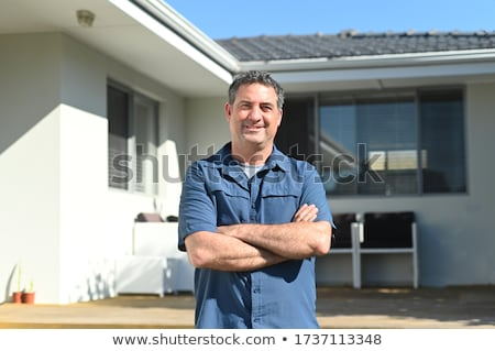 Man outside Stock photo © photography33