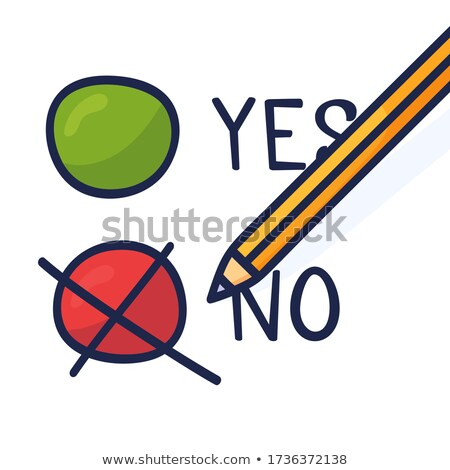 Foto stock: Sketchy Vote Text Design