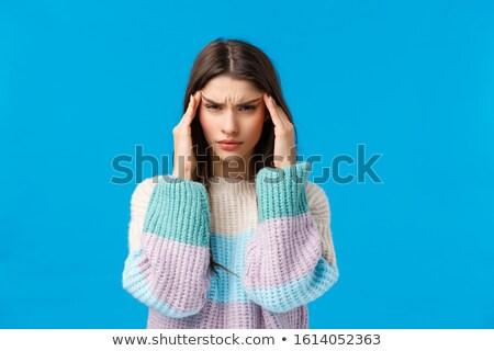 きれいな女性 · 肖像 · セクシー · ファッション · 皮膚 · 小さな - ストックフォト © imarin