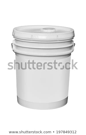 Plastic 5 gallon container Stock photo © ozaiachin