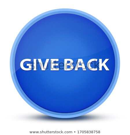Share Word on Round Button - Generosity Stock photo © iqoncept