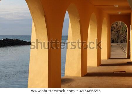beach passage stock photo © t3mujin