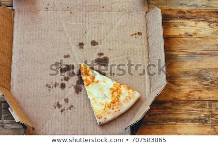 last meal Stock photo © sirylok
