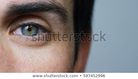 Human eye and target Stock photo © vlad_star