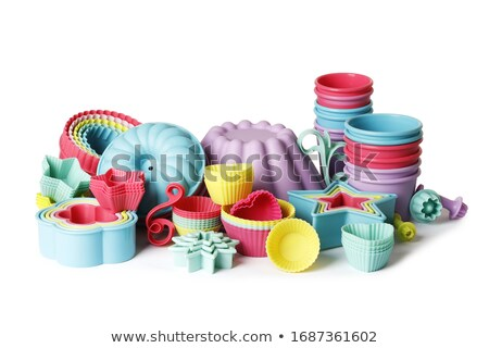 Silicone bakeware Stock photo © Tatik22
