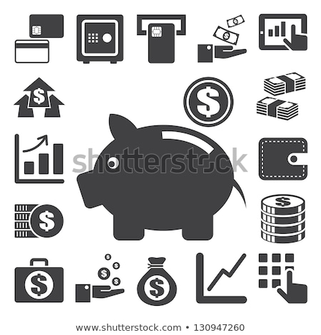 Steps into dollar sign. Stock photo © sgursozlu