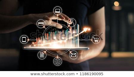 Growing Network Stock photo © Lightsource