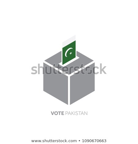 Ballot box Pakistan Stock photo © Ustofre9