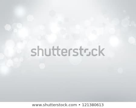 Csillog absztrakt forma fehér textúra absztrakt háttér Stock fotó © jaggat_rashidi