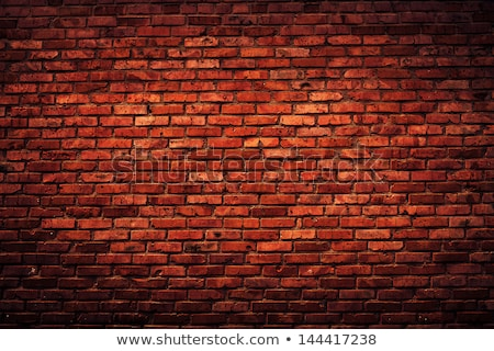 old frame on brick wall stock photo © inxti