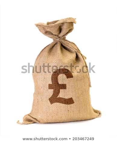English money isolated on white.  stock photo © ppart