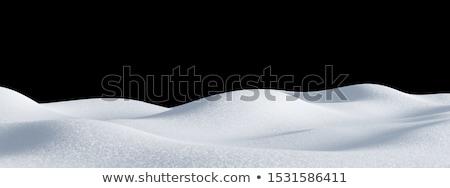 Snowdrift Stock photo © smuki