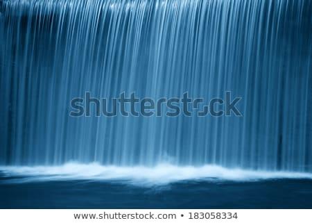 Waterfall detail Stock photo © photosebia