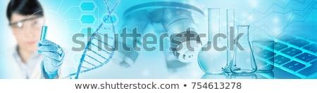 genetikai · mérnöki · ipar · üzlet · etika · absztrakt - stock fotó © stevanovicigor