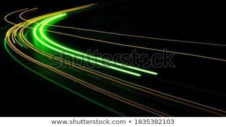 noite · raça · meu · próprio · carro · projeto - foto stock © gemenacom