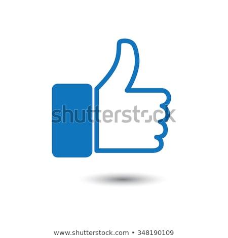 Like and Endorsement Stock photo © stevanovicigor