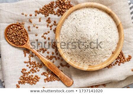 forma · textura · macro · saudável · sementes · naturalismo - foto stock © yelenayemchuk