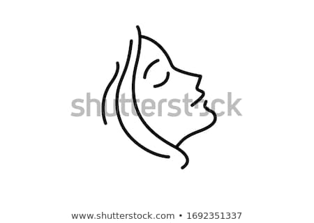 vector graphic avatar and face icons stock photo © feabornset