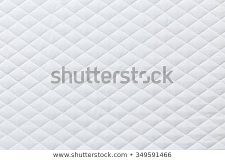White upholstery texture Stock photo © ExpressVectors