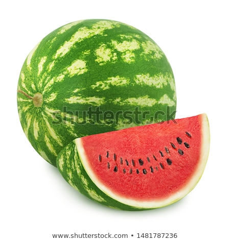 Watermelon flesh detail Stock photo © stevanovicigor