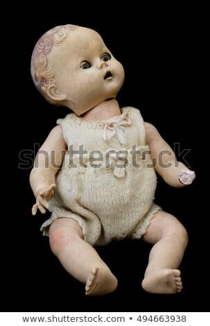 Horror Dolly Horror Stock photo © AlphaBaby