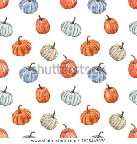 automne · récolte · savoureux · citrouille · célébration - photo stock © artspace