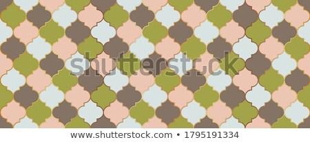 Oriental style Islam seamless pattern. For a holiday of Ramadan  Stock photo © popaukropa