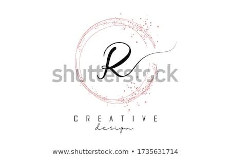 手紙 ロゴ テンプレート ベクトル アイコン 実例 ストックフォト © Ggs