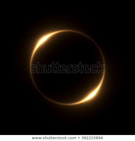 Arany örvény becsillanás absztrakt szín nap Stock fotó © Frankljr