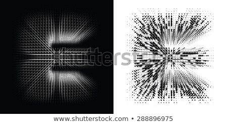 Spot the difference letters e Stock photo © Olena