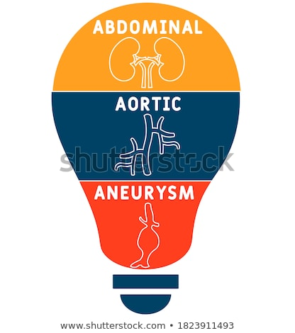 Aneurysm. Medical Concept. Stock photo © tashatuvango