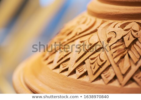 Traditional pottery Stock photo © 5xinc
