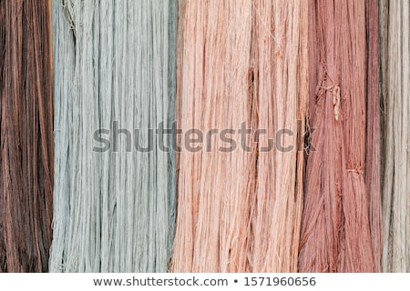 multi-colored silk thread texture Stock photo © OleksandrO