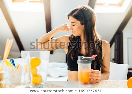 Strong Immune System Stock photo © Lightsource