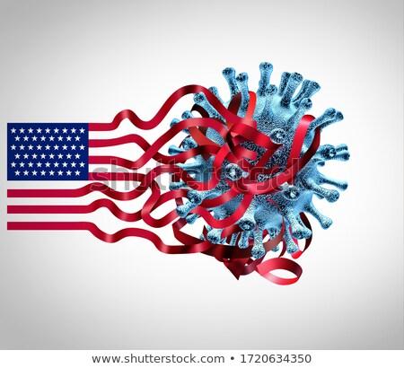 US Coronavirus Challenges Stock photo © Lightsource