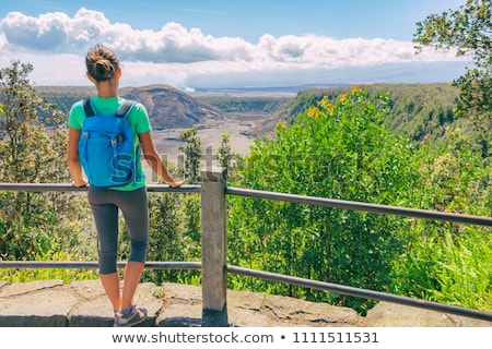 Hawaii turystyka podróży turystycznych turysta dziewczyna Zdjęcia stock © Maridav