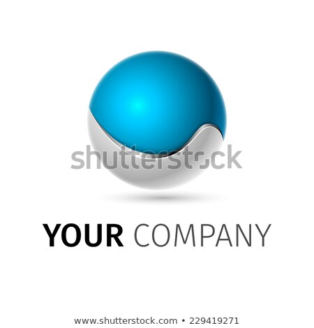 3d loop blue Stock photo © dariusl