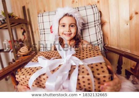 The big gift Stock photo © digitalstorm