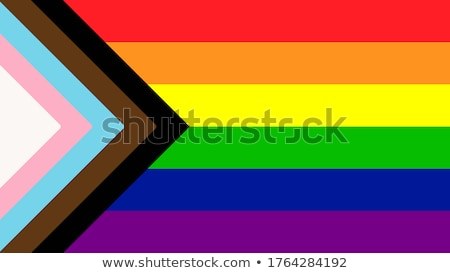 lgbt flag stock photo © stevanovicigor