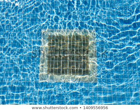 drained swimming pool Stock photo © sirylok