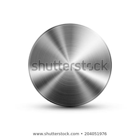 abstract music based icon Stock photo © pathakdesigner
