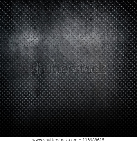 dark stainless grille metal texture background stock photo © experimental