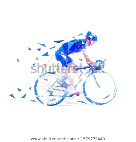 Dark Blue Jersey Mesh Stock photo © grivet