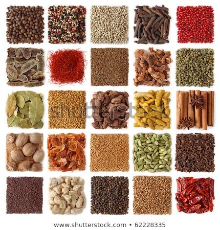 пряный · красочный · деревенский · продовольствие - Сток-фото © deymos