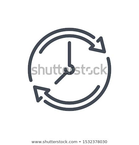 時間 色 言葉 クロック 黒板 ビジネス ストックフォト © Ansonstock